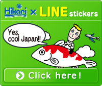 LINE stickers 2nd editon release!!