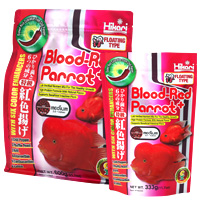 Blood-Red Parrot+